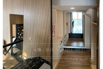 60平米公寓现代简约风格衣帽间图片