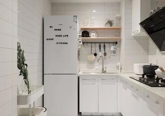 50平米公寓其他风格厨房图