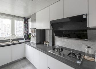 80平米三宜家风格厨房设计图