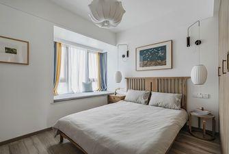 130平米四室两厅日式风格卧室设计图