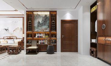 140平米四室一厅中式风格玄关图片