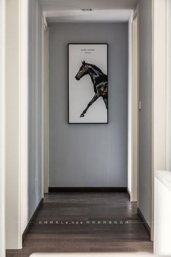 140平米四室五厅现代简约风格走廊装修图片大全