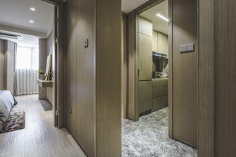 40平米小户型现代简约风格厨房图