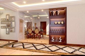 140平米四室两厅欧式风格玄关装修效果图