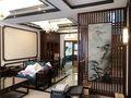 90平米三室三厅中式风格客厅图片大全