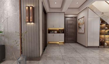 140平米四室五厅现代简约风格玄关装修效果图