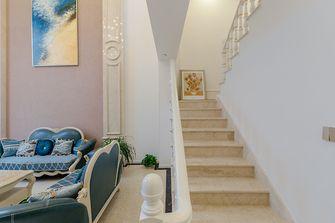 140平米四室两厅欧式风格楼梯间装修图片大全