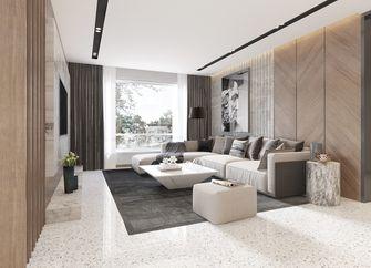 140平米别墅中式风格阳光房装修案例
