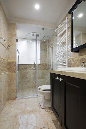 140平米四室一厅美式风格卫生间装修案例