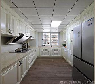 100平米三室两厅美式风格厨房装修图片大全