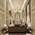 20万以上140平米别墅欧式风格客厅背景墙图