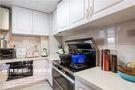 80平米三英伦风格厨房装修效果图
