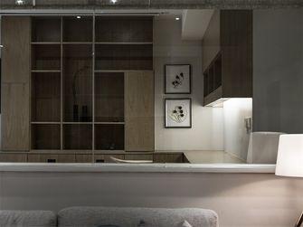 60平米公寓日式风格书房装修案例