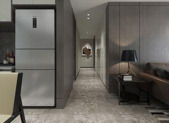 130平米三室一厅宜家风格玄关图