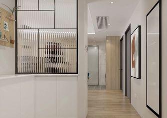 100平米三室一厅其他风格走廊图