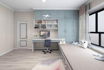 120平米三室两厅地中海风格书房欣赏图