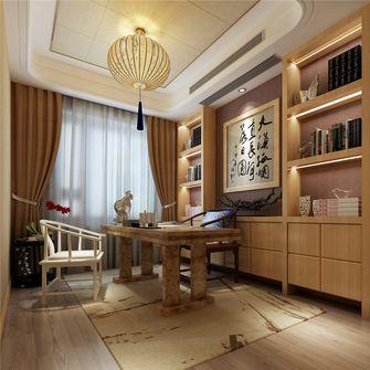 20万以上140平米四室三厅地中海风格书房装修案例