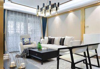 70平米一室两厅其他风格客厅图