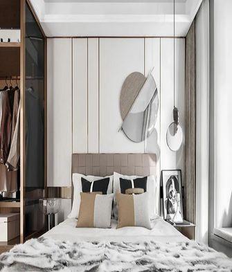 110平米三室两厅宜家风格卧室图