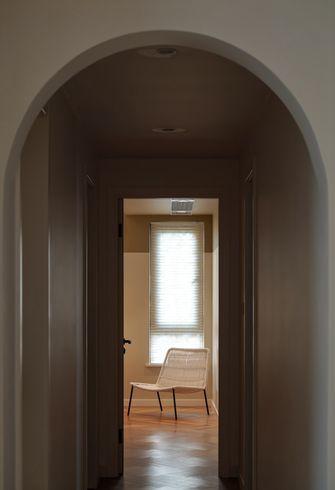 120平米三室两厅日式风格走廊欣赏图