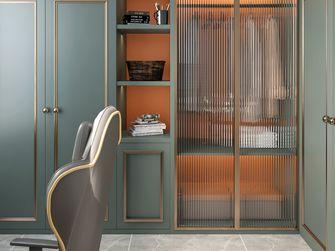 100平米三室两厅法式风格衣帽间图片