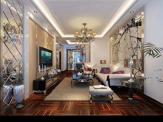 30平米小户型新古典风格客厅装修图片大全