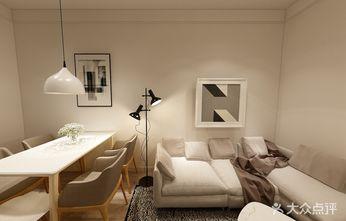 50平米现代简约风格餐厅装修案例