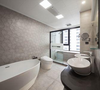 140平米别墅现代简约风格卫生间装修图片大全