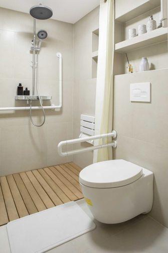 30平米小户型中式风格卫生间装修图片大全