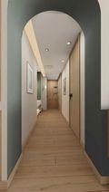 80平米其他风格走廊装修案例
