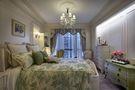 120平米三室一厅田园风格卧室装修效果图