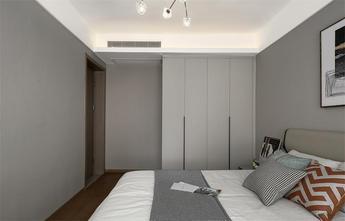 120平米四室两厅现代简约风格卧室效果图