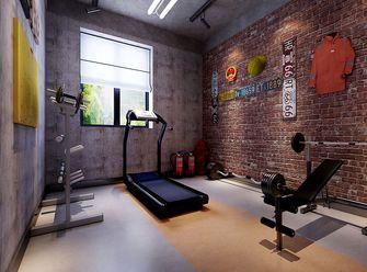 140平米四其他风格健身室设计图