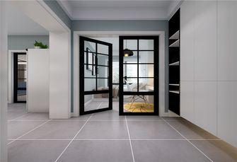 120平米三室两厅北欧风格玄关图片