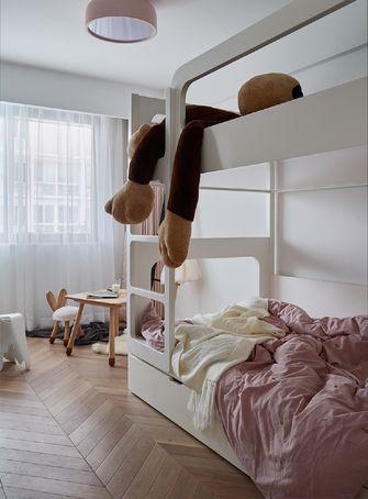 110平米三室两厅田园风格儿童房欣赏图