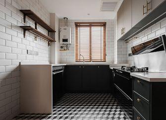 80平米宜家风格厨房装修图片大全