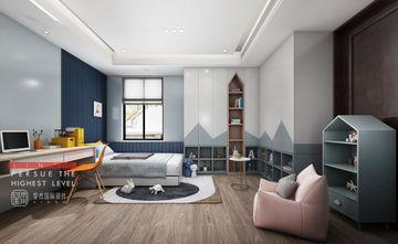140平米别墅现代简约风格儿童房设计图