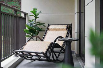 140平米中式风格阳光房装修图片大全