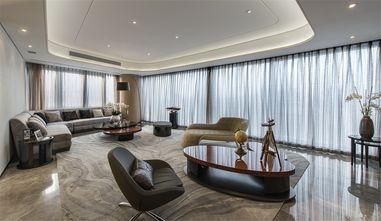 110平米三室两厅英伦风格客厅装修图片大全
