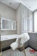 120平米三室两厅法式风格梳妆台装修图片大全
