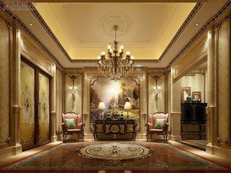 140平米别墅法式风格玄关图片