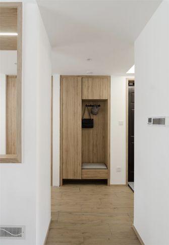 120平米三室两厅现代简约风格玄关装修案例