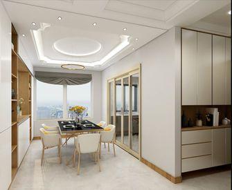 130平米三室两厅混搭风格玄关图片