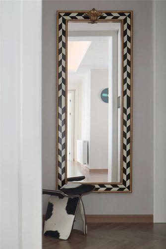 110平米三室一厅北欧风格玄关欣赏图