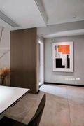 90平米三室一厅其他风格走廊图片大全
