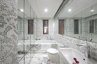 80平米公寓欧式风格卫生间欣赏图