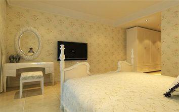 20万以上140平米复式欧式风格卧室装修图片大全