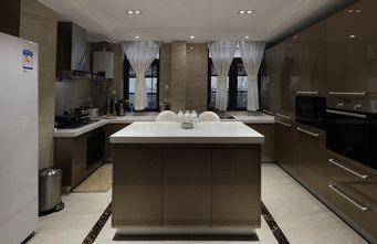 140平米四室三厅中式风格厨房装修图片大全