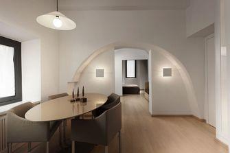 80平米地中海风格餐厅装修效果图