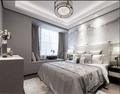 140平米四室两厅新古典风格卧室设计图